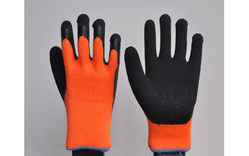 Working environment of labor protection gloves